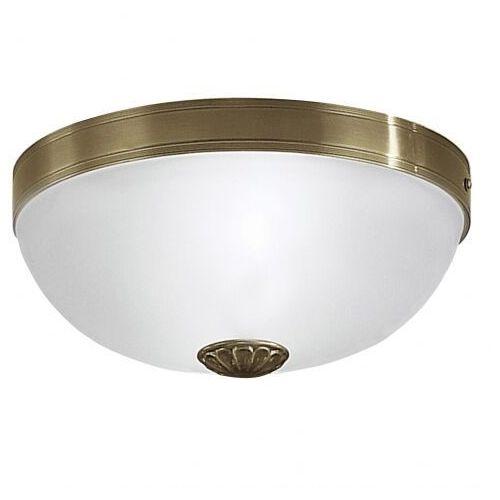 Lampa sufitowa Eglo Imperial 82741 2x60W E27 patyna