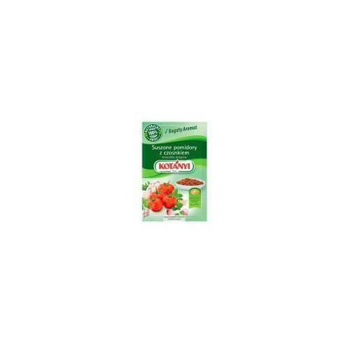 Suszone pomidory z czosnkiem mieszanka przypraw 22 g Kotányi