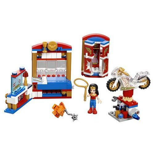 Lego HERO FACTORY Dc super hero girls, pokój wonder woman 41235