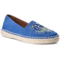 Espadryle - f865es180f70 bleu france 74 marki Kenzo
