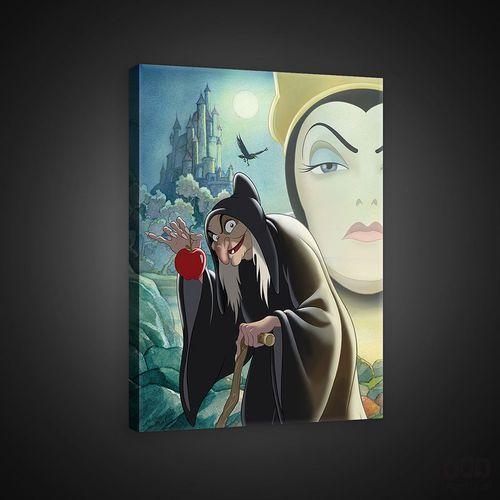 Obraz Disney KRÓLOWA PRZEBRANA ZA STARUSZKĘ PPD1375