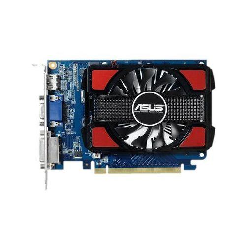 VGA ASUS GT730 4GB DDR3 VGA+DVI+HDMI PCIe - Szybka wysyłka z kategorii Karty graficzne