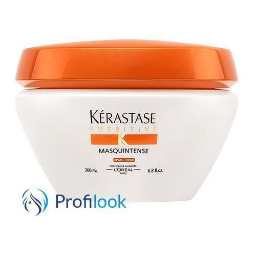 KERASTASE Nutritive Masquintense Maska odżywcza do włosów cienkich (fines) 200 ml
