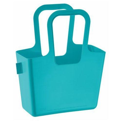 Wielofunkcyjna torba na zakupy, plażę taschelino - kolor turkusowy, marki Koziol