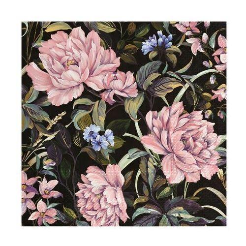 Serwetki Flowers Mystery 33 x 33 cm 20 szt. (5906360699890)