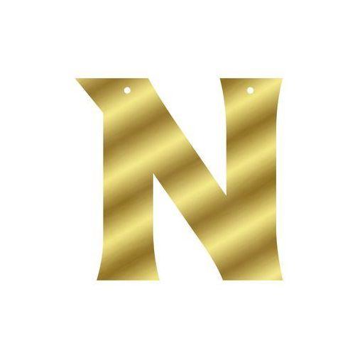 Congee.pl Baner personalizowany łączony - litera n (5907509912207)