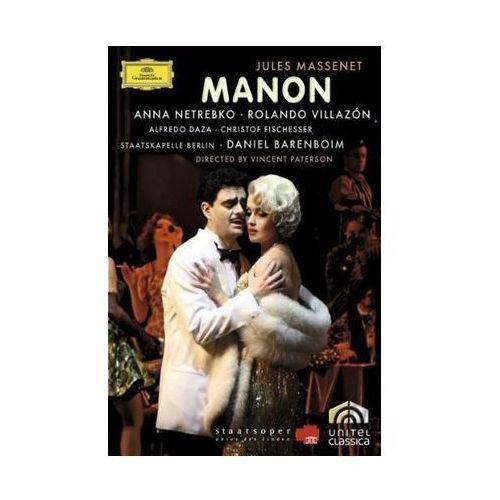 Massenet: Manon (DVD) - Daniel Barenboim, Anna Netrebko, Staatskapelle Berlin