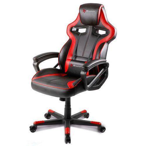 Fotel milano czarno-czerwony + darmowy transport! marki Arozzi