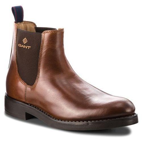 Sztyblety - oscar 17651904 cognac g45, Gant, 40-46