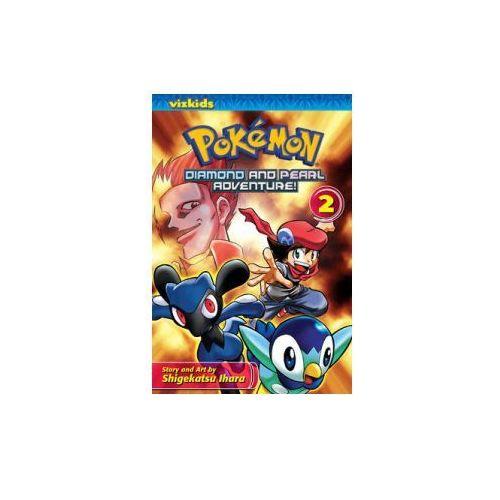 Pokemon Diamond And Pearl Adventure, Ihara, Shigekatsu