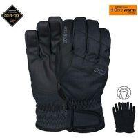 Rękawice - warner gtx short glove black (bk) rozmiar: xxl marki Pow
