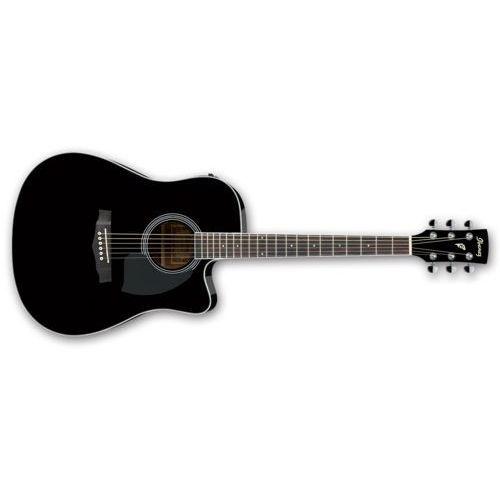 Gitara elektroakustyczna Ibanez Performance PF15ECE-BK, kup u jednego z partnerów
