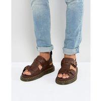 hayden sandals in tan - tan, Dr martens