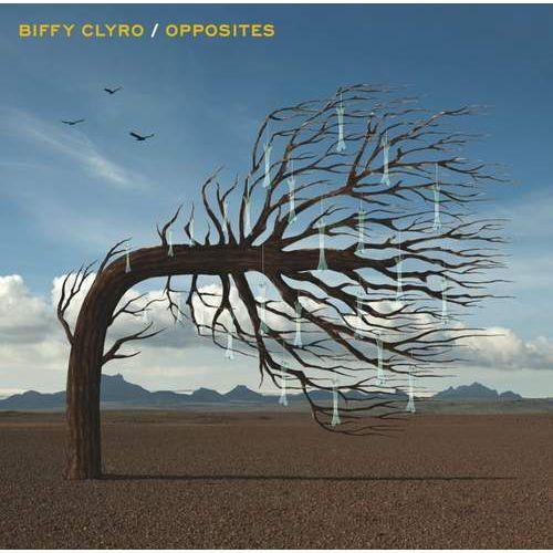 Warner music / warner music uk Opposites - biffy clyro (płyta cd)