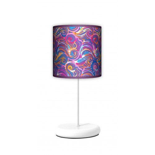 Lampa stojąca EKO - Kolorowe fale, eko_kolorowefale_005