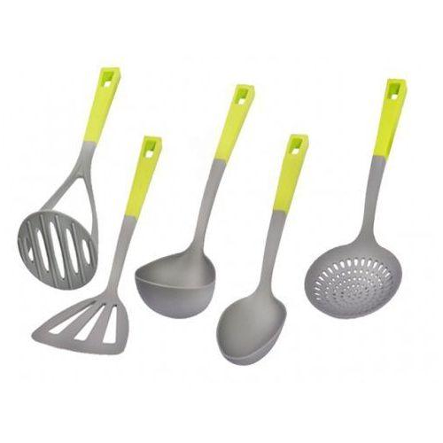 Zestaw przyborów kuchennych z kolekcji SANA 5 elementów FACKELMANN, 5635