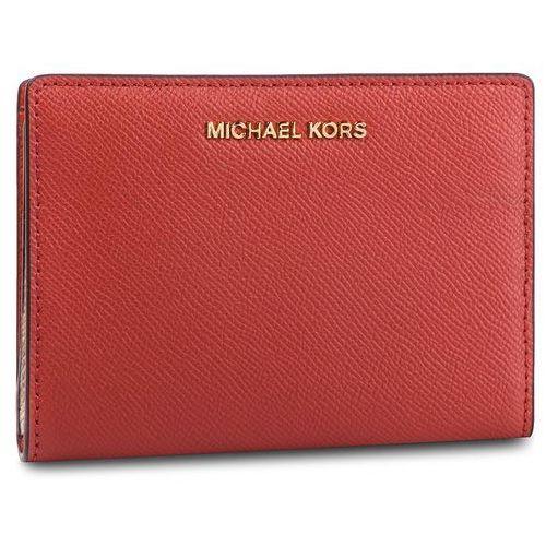affb219f14806 Duży portfel damski - money pieces 32t8gf6d6t trrctta mlti marki Michael  michael kors