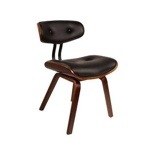 Dutchbone:: Krzesło BLACKWOOD, kolor czarny