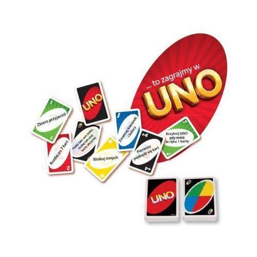 Gra Uno - DARMOWA DOSTAWA OD 199 ZŁ!!!