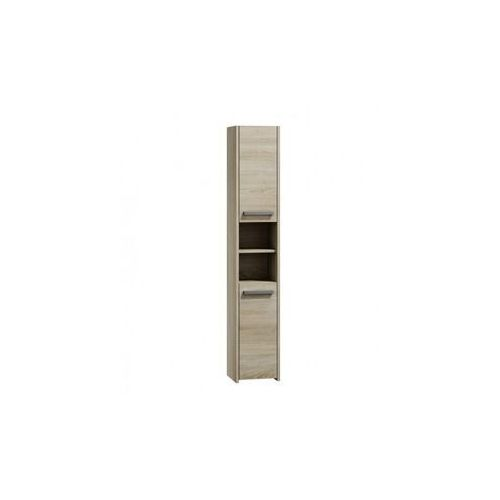 Szafka łazienkowa słupek stojący 30 cm (wybierz kolor: biały, sonoma, wenge) sonoma marki Import