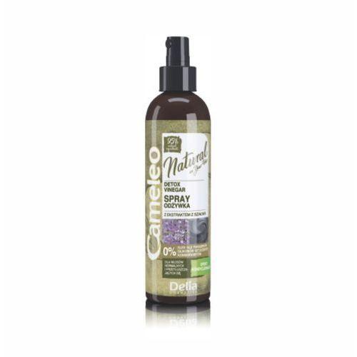 cosmetics cameleo natural detox odżywka-spray octowy oczyszczający 200ml marki Delia