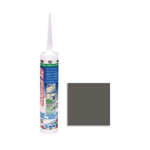 Silikon sanitarny MAPESIL AC 114 Antracytowy MAPEI (8022452010200)