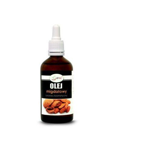Vivio Olej ze słodkich migdałów surowiec kosmetyczny 100ml