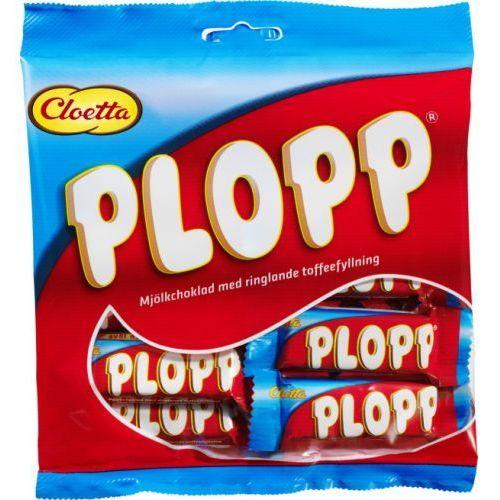 Cloetta - plopp mini - mini batoniki w paczce - 158g - ze szwecji (7310040020054)
