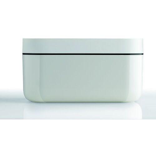 - foremka do lodu i pudełko ice box, białe - biały marki Lekue