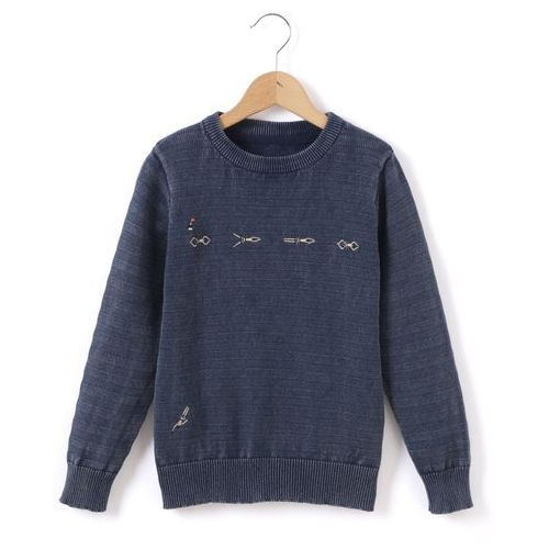 Sweter haftowany 3-12 lat