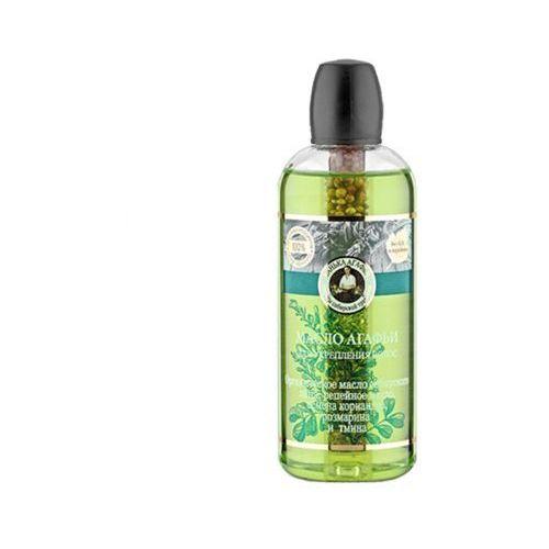 Pierwoje reszenie, rosja Babuszka agafia wzmacniający olejek do włosów (łaźnia agafii) 250ml