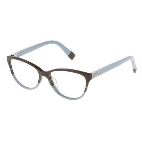 Furla Okulary korekcyjne  vu4977 brigitte aemy