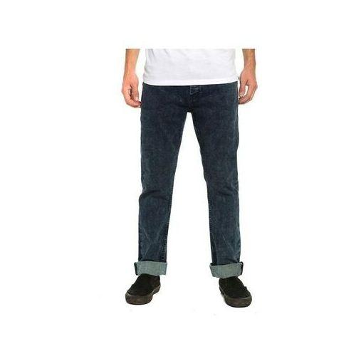 spodnie KREW - K Slim Denim Pant Acid Blues (460) rozmiar: 32, kolor niebieski