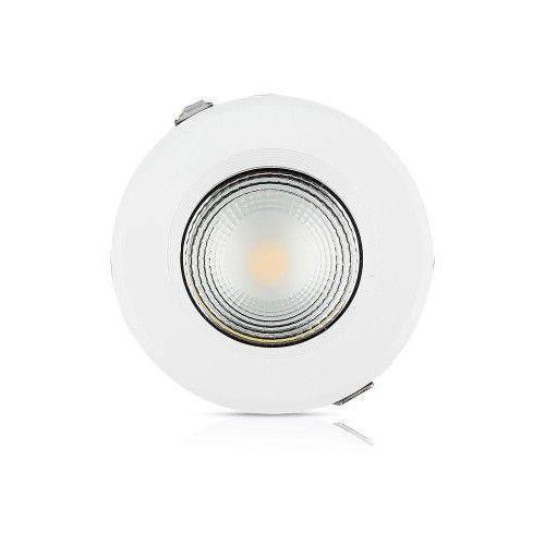 V-tac Lampa sufitowa 10w downlight led Ø135mm