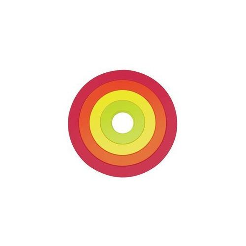 Zak!designs Zak! - podstawki pod naczynia, okrągłe, kolorowe