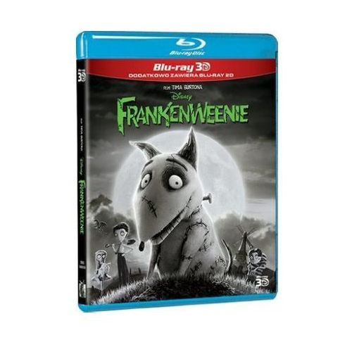 Frankenweenie (3D+2D) [2BluRay]