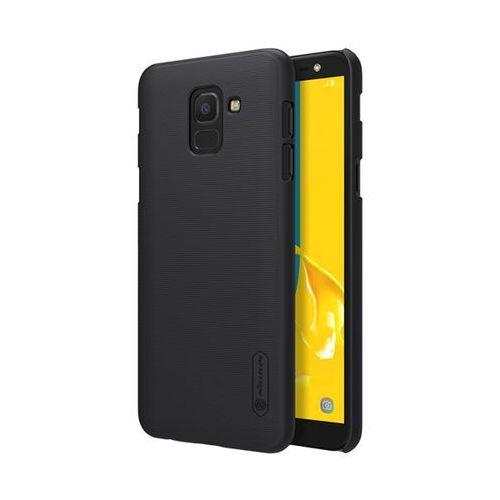 Etui Nillkin Frosted Shield Samsung Galaxy J6 - Black - Black