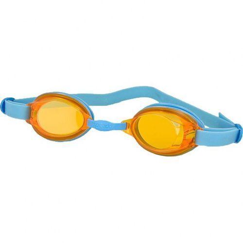 Speedo Okulary pływackie  jet junior 8-092988434 niebieskie izimarket.pl