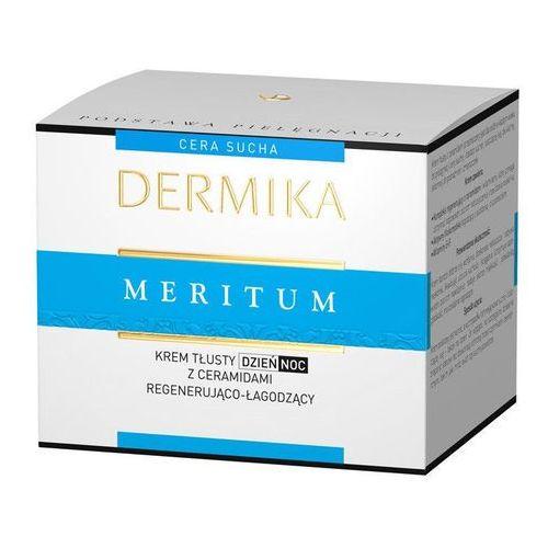 Dermika  meritum forte krem regenerujący do skóry suchej (regeneration and strengthening for skin of every age) 50 ml