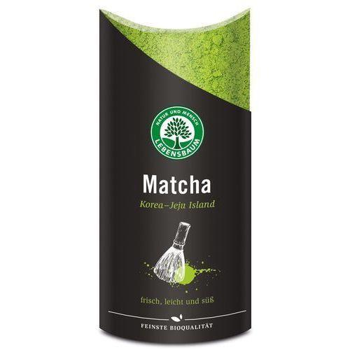 Herbata matcha w proszku bio 30 g - lebensbaum marki Lebensbaum (przyprawy, herbaty, kawy)