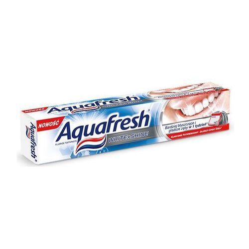 Pasta do zębów Aquafresh Whitening White and Shine 100 ml