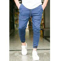 Męskie spodnie SCOTT BLUE