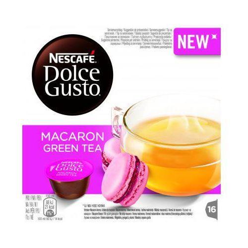 Kapsułka NESCAFE DOLCE GUSTO Macaron Green Tea 16 kaps