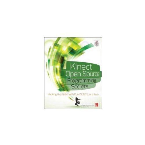 Kinect Open Source Programming Secrets (9780071783170)