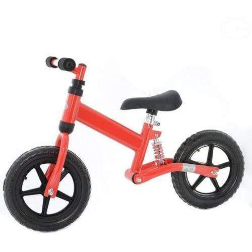 Eurobaby Rowerek biegowy dla dzieci fbb-01 czerwony