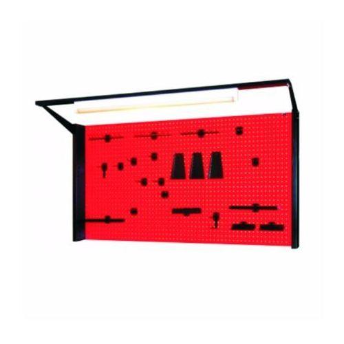 Fastservice N-4-11-04 tablica na narzędzia z samą kratownicą z oświetleniem (5904054400456)
