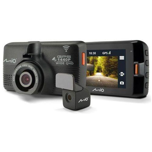 Wideorejestrator MIO MiVue 752 WiFi + Kamera dodatkowa