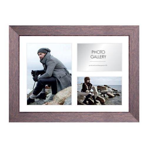 Galeria na zdjęcia Narvik 28 x 39 cm brązowe (5907664150131)