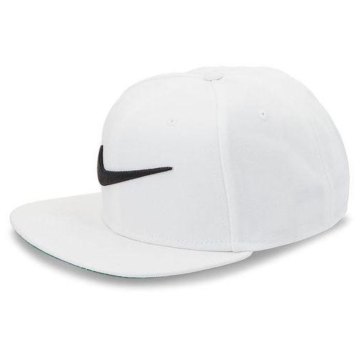 Czapka z daszkiem NIKE - 639534 100 Biały, kolor biały