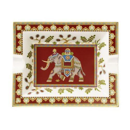 Villeroy & boch  - samarkand rubin gifts popielniczka wymiary: 17 x 21 cm